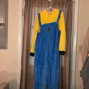 Lg 12-14 Despicable me Halloween costume